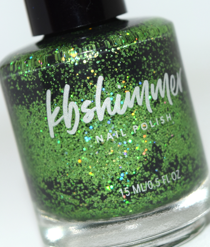 KBShimmer – Resting Witch Face