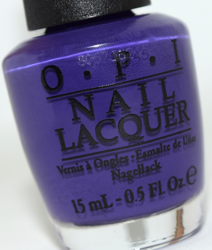 OPI – Do You Have This Color in Stock-holm?