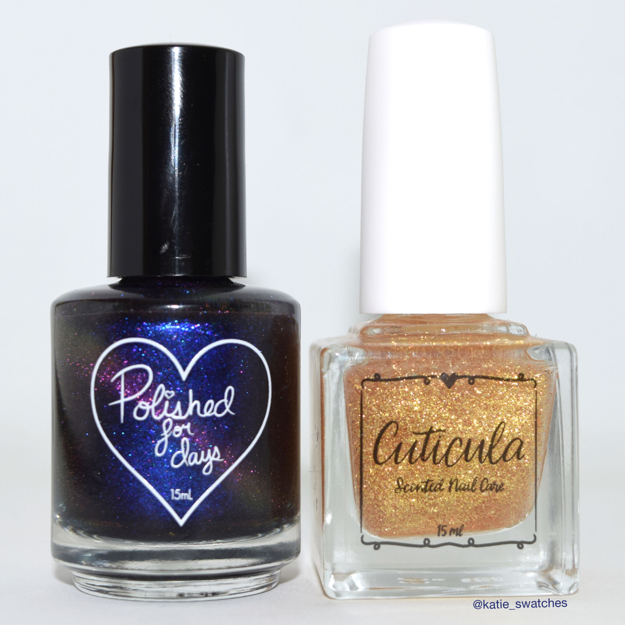 Polished for Days & Cuticula Duos and Pairs set Polish Pickup