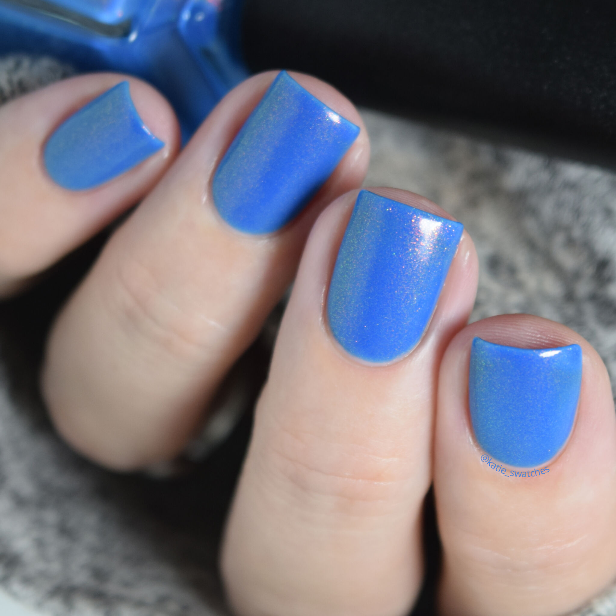 Ethereal Lacquer - Elsewhere nail polish swatch - Indie Expo Canada IEC VIP Bag Exclusive 2019