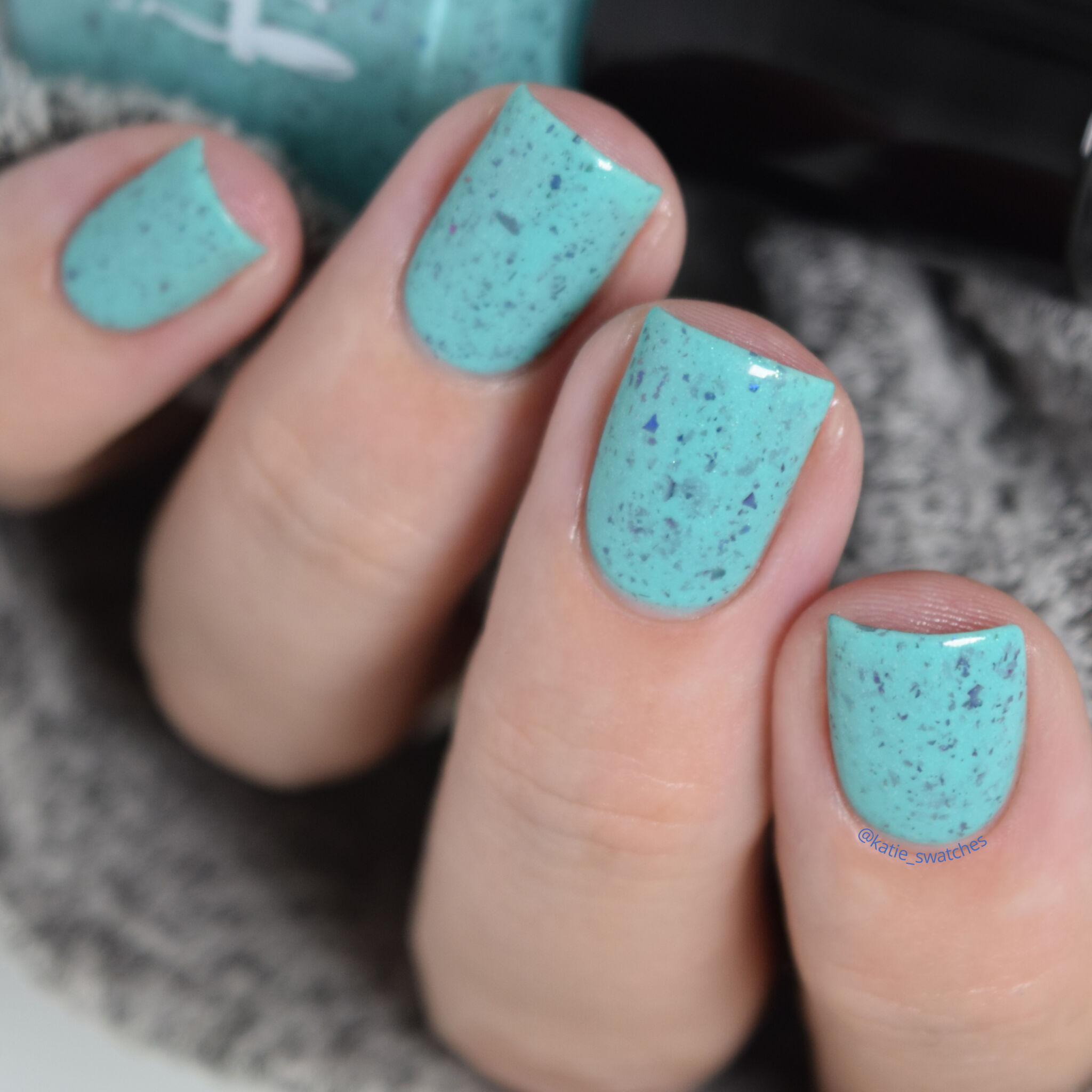 Girly Bits Je Ne Sais Quoi nail polish swatch - Indie Expo Canada IEC VIP Bag 2019 Exclusive
