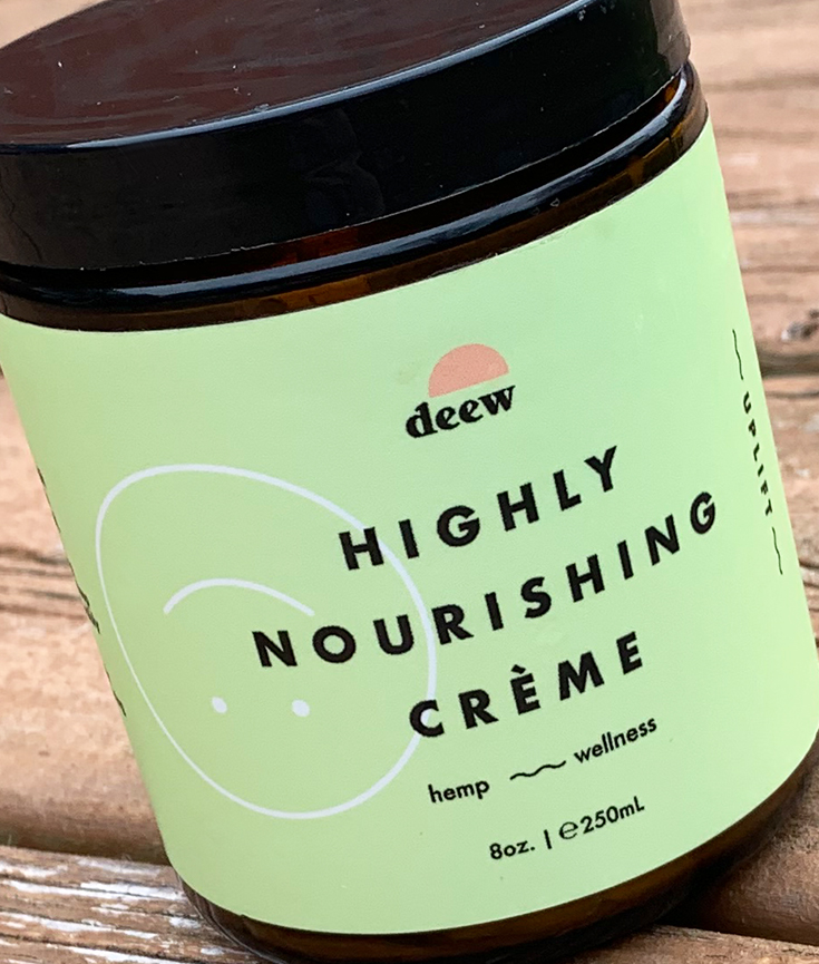 Deew – Highly Nourishing Créme {Uplift}