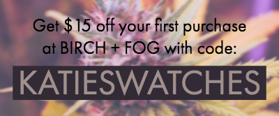 Birch + Fog referral discount code