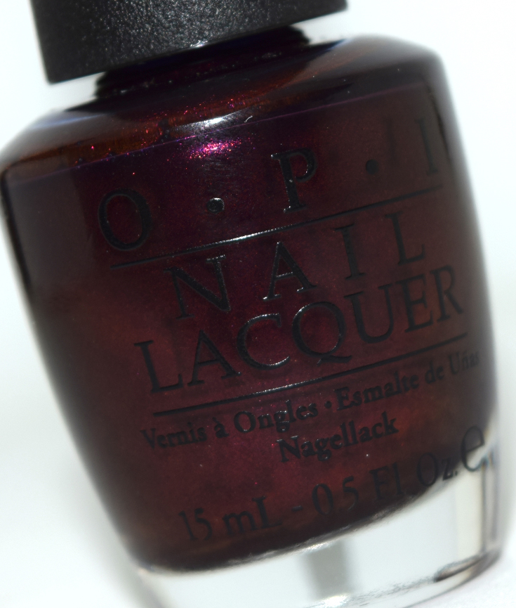 OPI – Every Month Is Oktoberfest