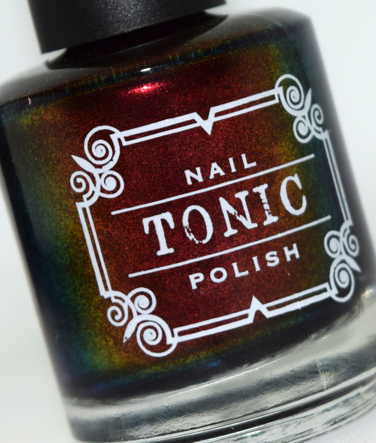 Tonic Polish – Blood On My Hands