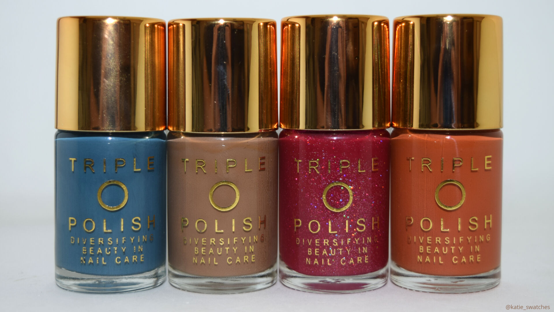 Triple O Polish - Ife Kingdom Collection nail polish.