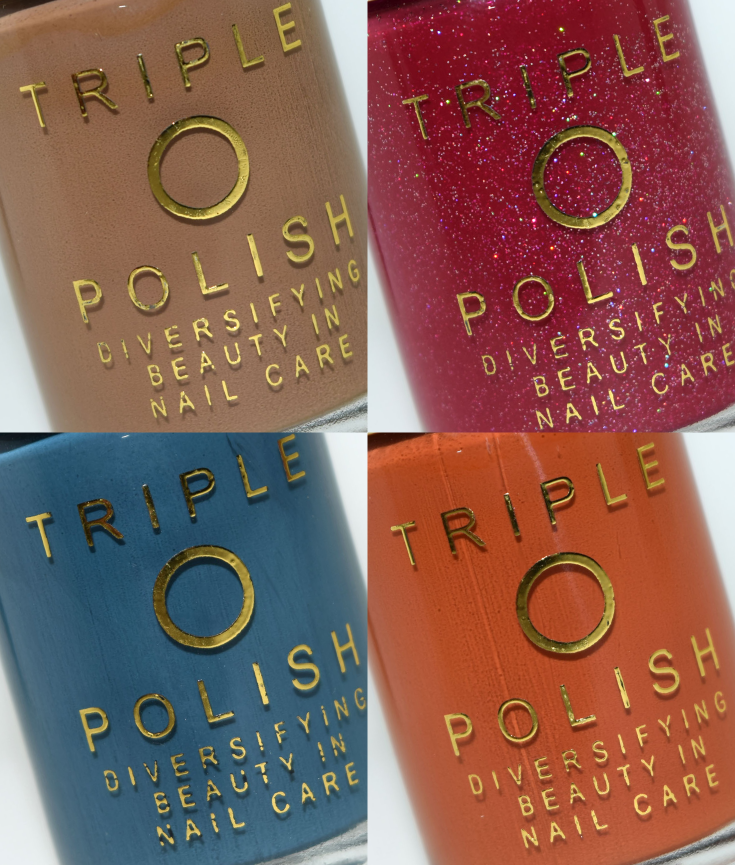 Triple O Polish – Ife Kingdom Collection